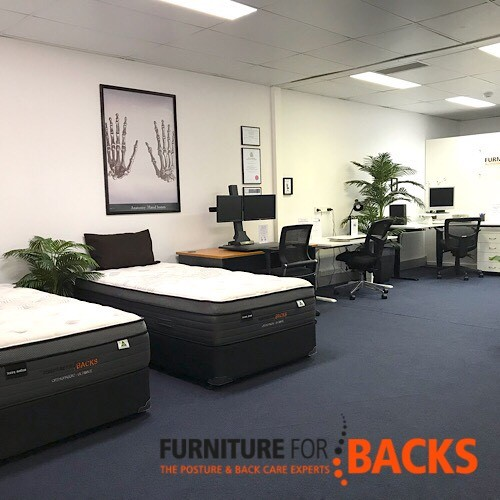 Furniture For Backs Showroom