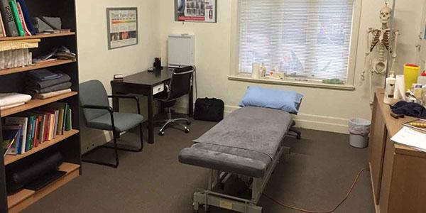 Hawthorn Clinic Treatment Room