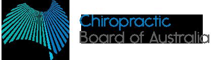 Chiropractic board of Australia